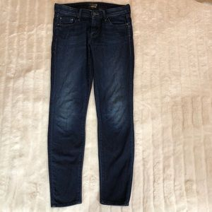 Mother The Looker Jeans Size 27